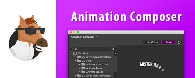 Animation Composer 2.9.4[Mister Horse][Plugin][WIN][MAC]