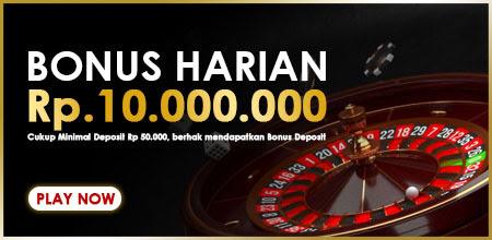 Bonus Harian Slot