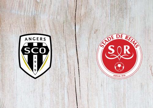 Angers SCO vs Reims -Highlights 13 September 2020