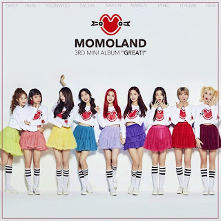 MOMOLAND - GREAT! Albümü