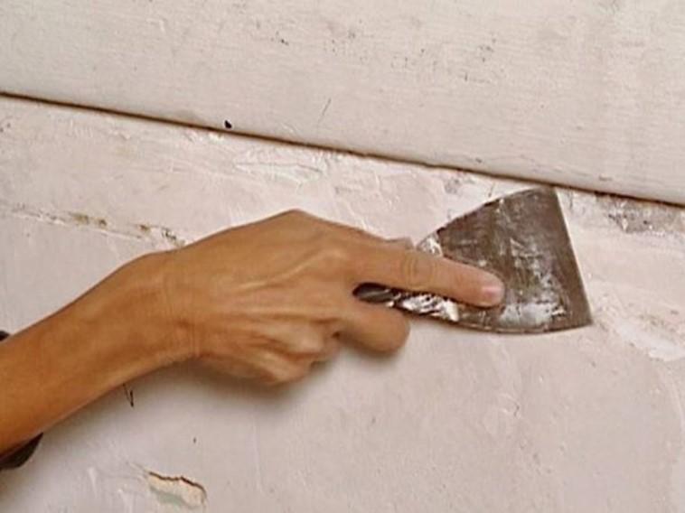 come togliere la pittura dai muri? - edilizia in un click
