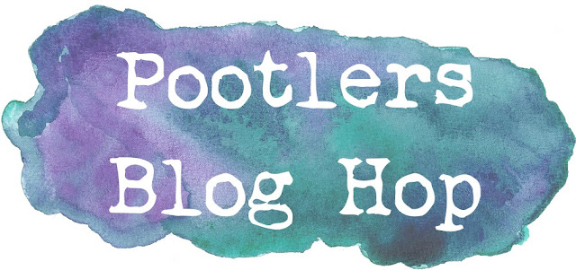 Pootlers Blog Hop - Stampin Up - Paper Daisy Crafting