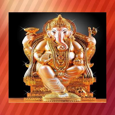 Ganesha Chaturthi festival important. Free wishing scripts