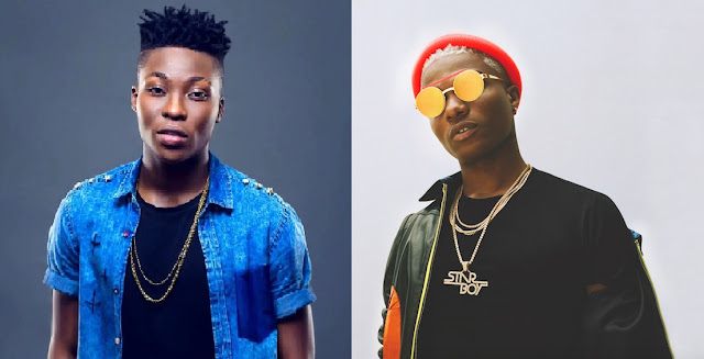 Reekado Banks Deletes Song With Wizkid After He Called Him A Fool