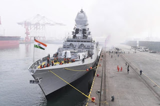 When India became a republic in 1950, the Royal Indian Navy was renamed the Indian Navy from 1934. The Indian Navy runs its origin to the Marines of the East India Company, which was founded in 1612. The Indian Navy currently has 67,252 active personnel Serves 55,000 reserve personnel. They also have 290 ships and approximately 300 aircraft.