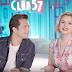 Nickelodeon divulga vídeo com detalhes de Amélia e Manuel, personagens de Isabella Castillo e Andrés Mercado em Club 57