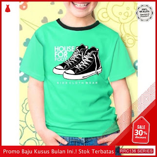 RRC136B43 Baju Fashion Anak House For Foot Fashion BMGShop