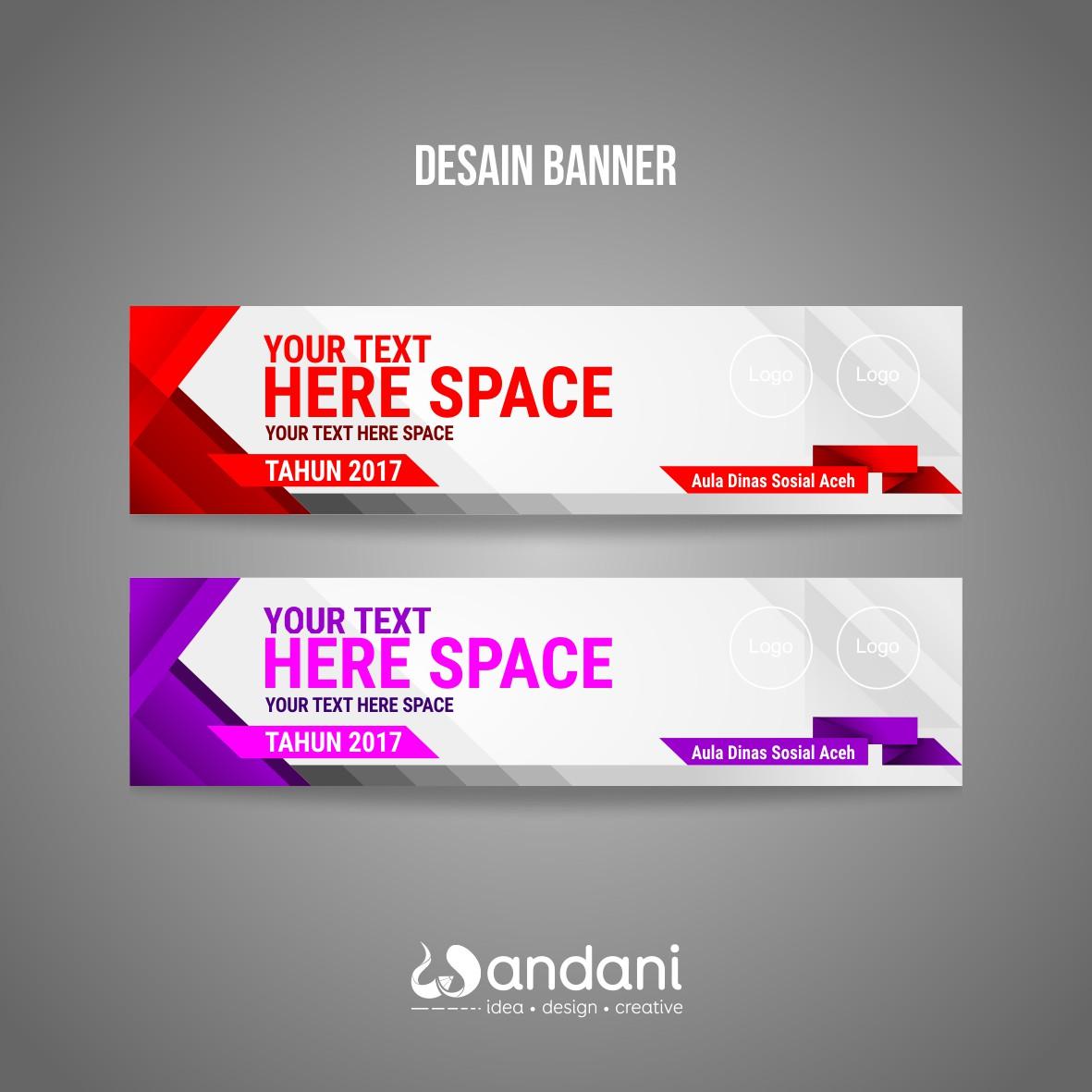 Ide 34+ Desain Banner Keren