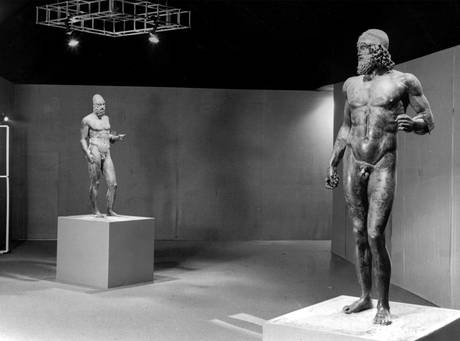 Riace Bronzes to return to Reggio Calabria museum
