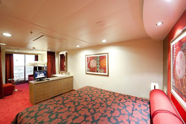 suite familiar crucero MSC Magnífica