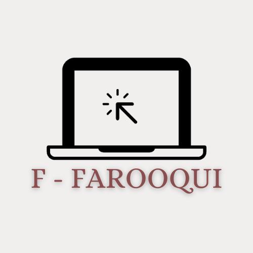 F-Farooqui - Digital Marketing & Online Business