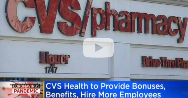 CVS Hires 50K + Covid-19 Bonus & Benefits