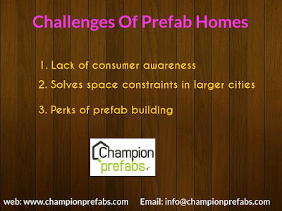Top 3 Major Challenges Faced by Prefabricated Homes