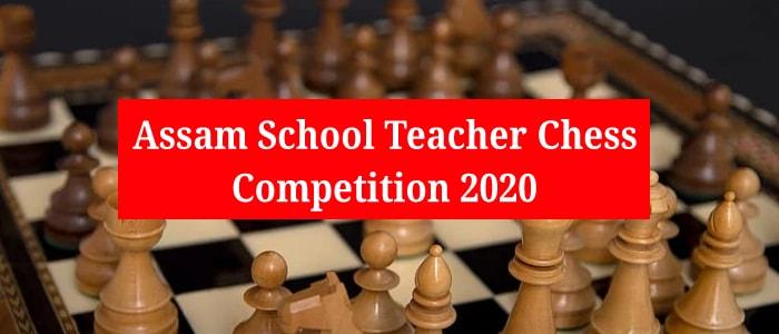 Assam School Teacher Online Chess 2020: Link To Play Chess