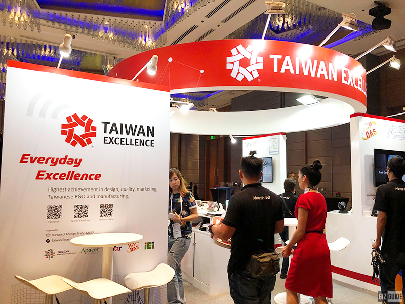 Here's what happened in the 2-day event of Taiwan Excellence 2019 in PH