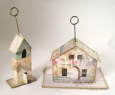 Sizzix Tim Holtz Chapter 4 Paper Village For The Funkie Junkie Boutique