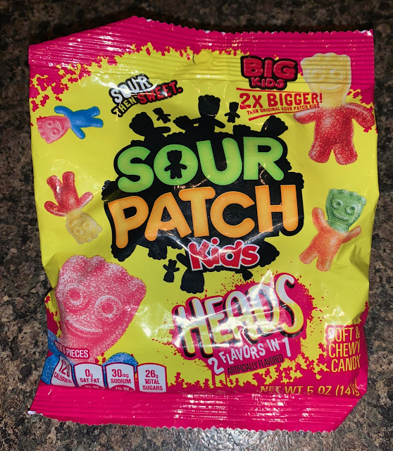 Sour Patch Kids - Heads 2 Flavours in 1