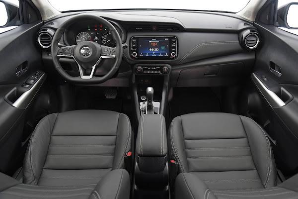 Novo Nissan Kicks 2022: fotos, preços e detalhes - Brasil