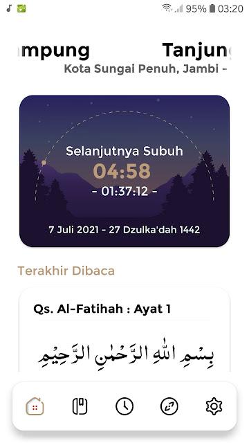 Source Code APK Al-Qur'an Android Studio