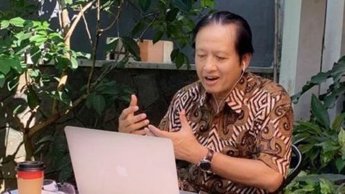 Kata Henry Subiakto, Menuduh Orang BuzzerRp Bisa Dijerat UU ITE Pencemaran Nama Baik