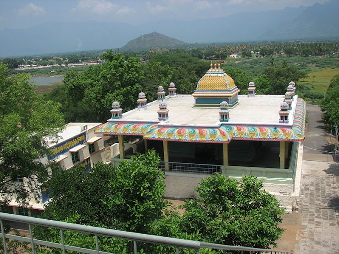 Thathagiri Murugan Temple Muthugapatty Sendamangalam - History, Timings, Festivals & Address!