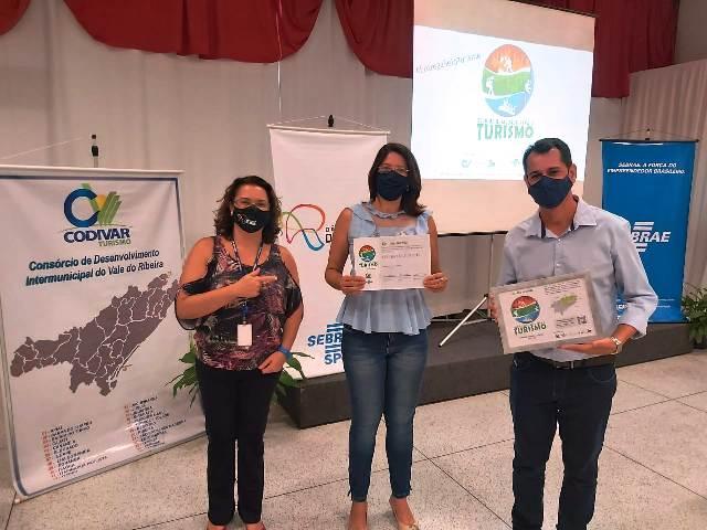 Legado das Águas conquista Selo de Qualidade no Turismo