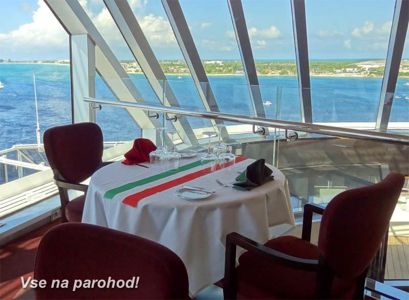Круизный фетиш - MSC Seaside на Карибах