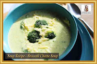 Soup Recipe - Broccoli Cheese Soup
