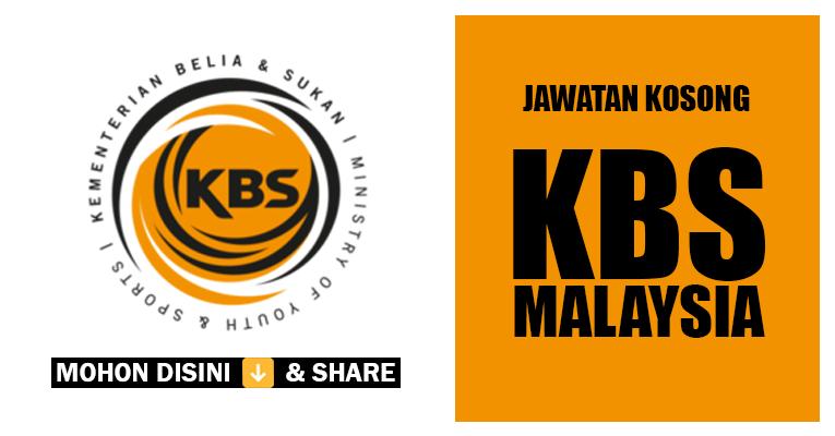 Jawatan Kosong di Kementerian Belia dan Sukan Malaysia