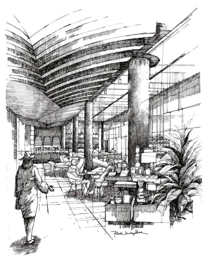07-Restaurant-interior-sketch-sketch_forum-www-designstack-co