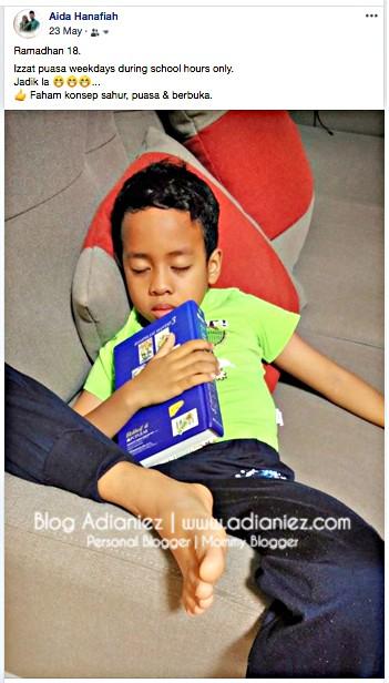 Membaca | Izzat & Buku