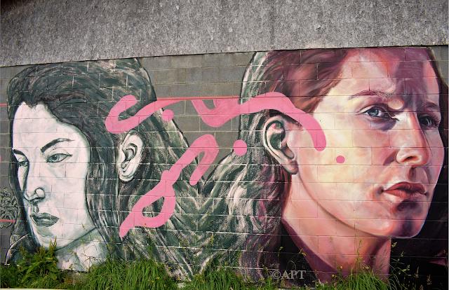 Queenstown Street Art | Jason Parker & Shawn Lu