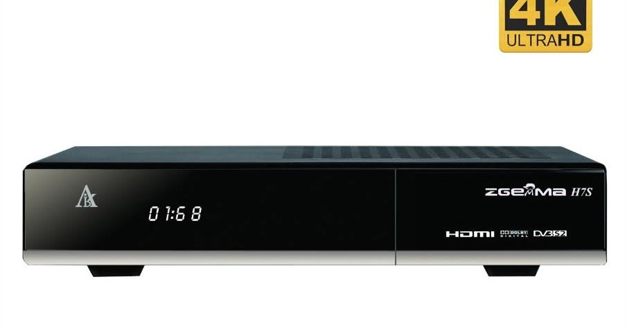 Zgemma Announces the new H7S and the H7C - mysatbox tv