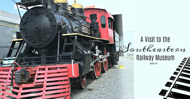 A Visit to the Southeastern Railway Museum