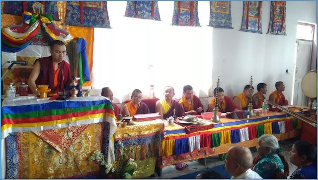 2563rd Buddha Jayanti celebrated in Mungpoo