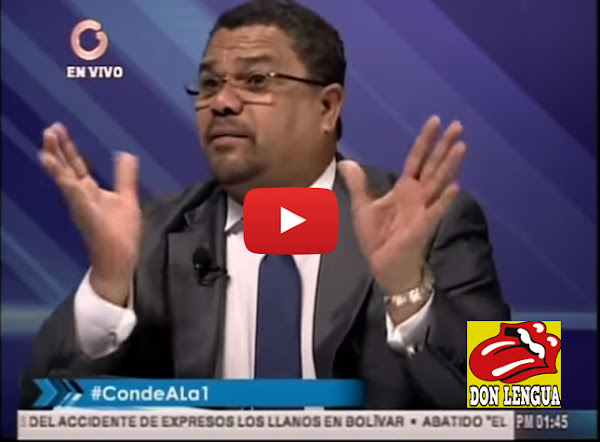 Vladimir Villegas entrevista a Er Conde der Guácharo