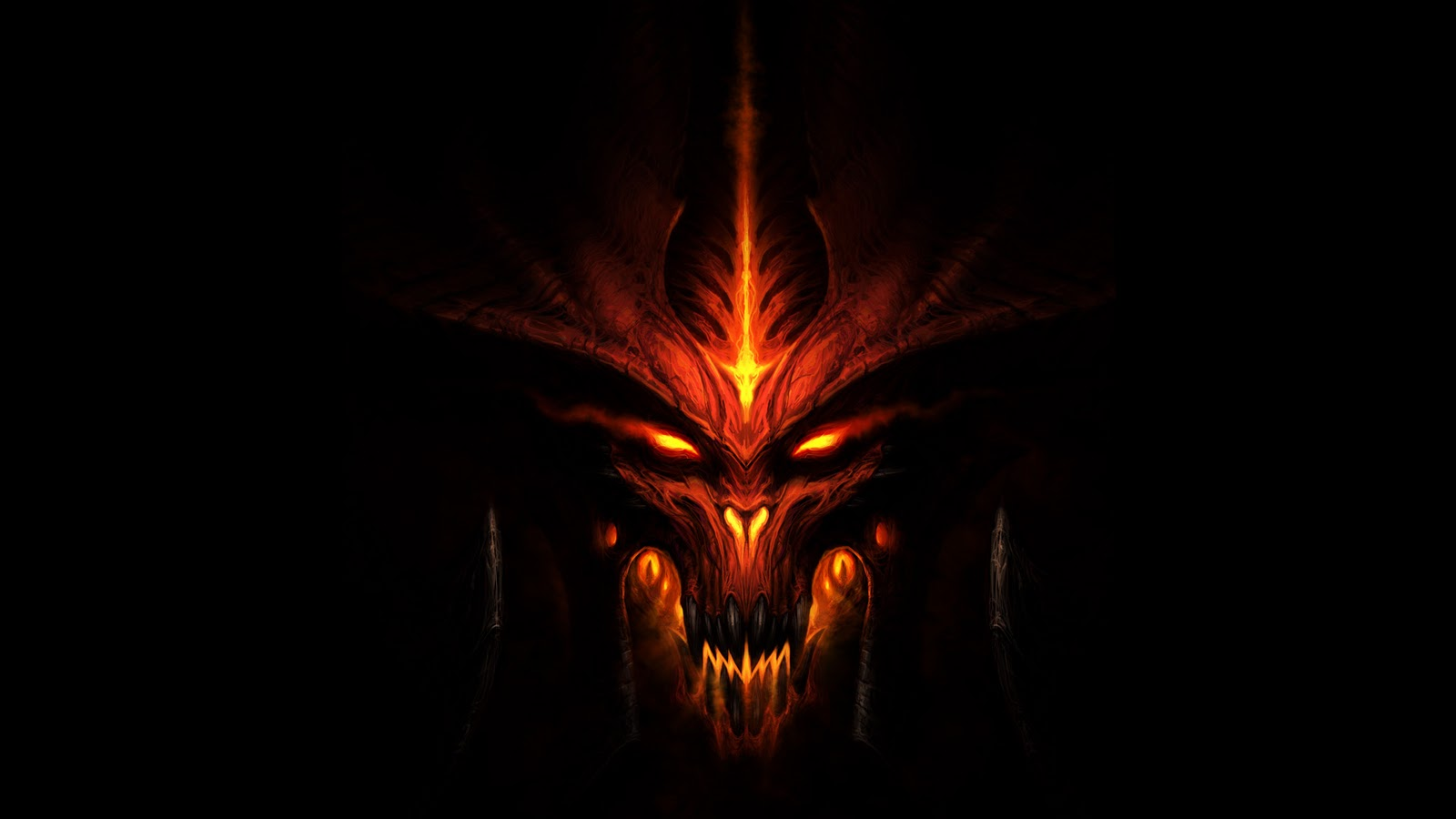 Diablo Poster - Blizzcon 2017, Will Murai on ArtStation at ...  |Diablo Iii Poster