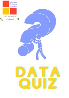 Varanasi Software Junction: Data Quiz