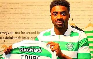 Kolo Toure  Resmi Berlabuh ke Glasgow Celtic