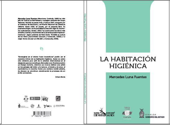 Mercedes Luna Fuentes, la poesía del espíritu y de lo visible e íntimo como espacios cruzados