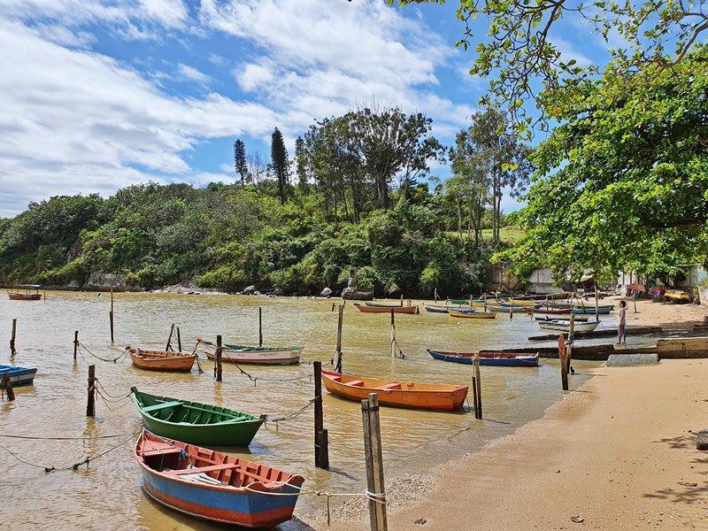 Praia do Ribeiro, Vila Velha