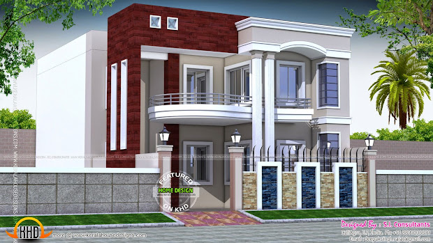 Modern House Design in India