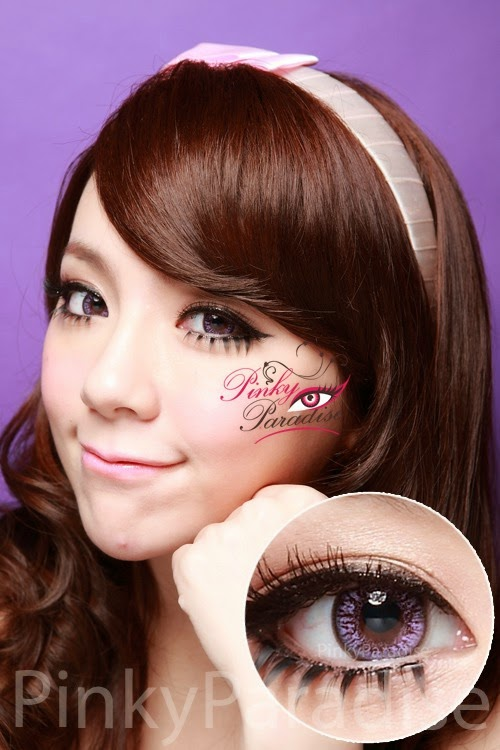 G&G Natural Violet Circle Lenses (Colored Contacts).jpg