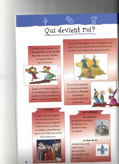 rois de France par les mots croisés