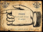 Free vintage digital stamps
