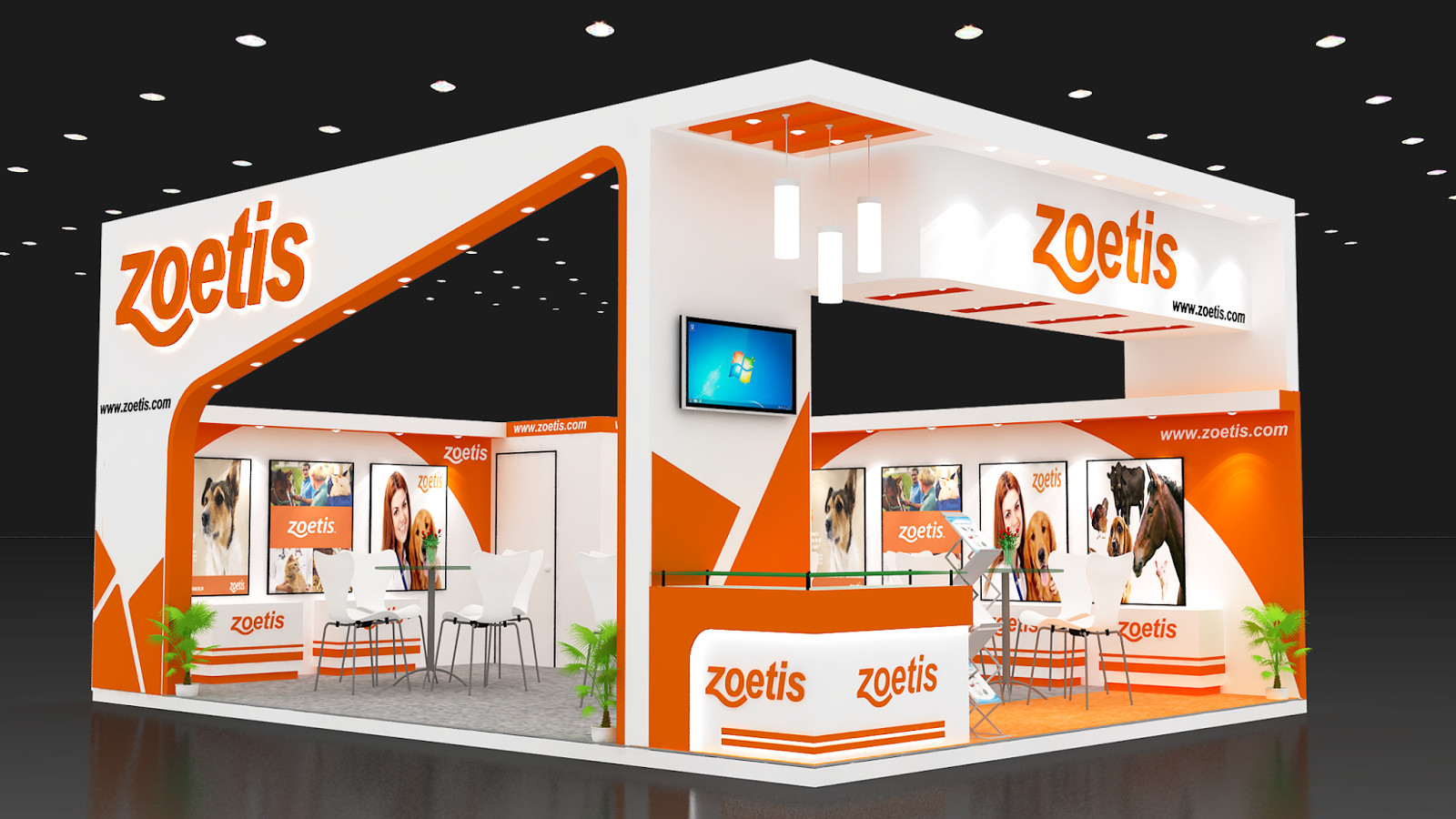 Exhibition Stall Games : Custom exhibition stall design in dubai