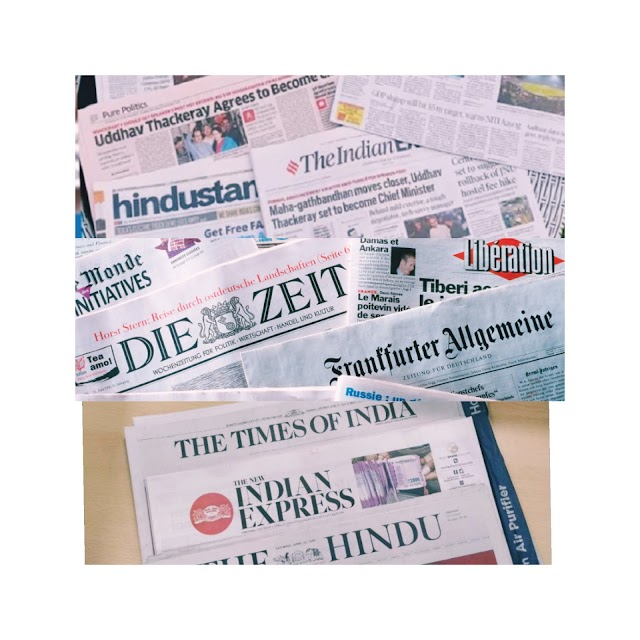 Dual Economy in Newspapers.