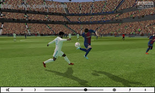 FTS 15 Mod FIFA 18 by Rizky Ars Apk + Data Obb Android