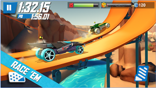 Download Hot Wheels Race Off V1.0.4606 MOD Apk Terbaru