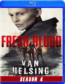 Van Helsing – Temporada 4 [4xBD25] *Subtitulada